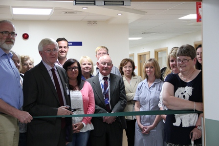 pain management unit opening